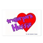 Trailer Park Hussie Postcards (Package of 8)