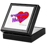 Trailer Park Hussie Keepsake Box