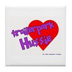 Trailer Park Hussie Tile Coaster