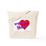 Trailer Park Hussie Tote Bag