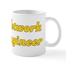 Retro Network Eng.. (Gold) Mug
