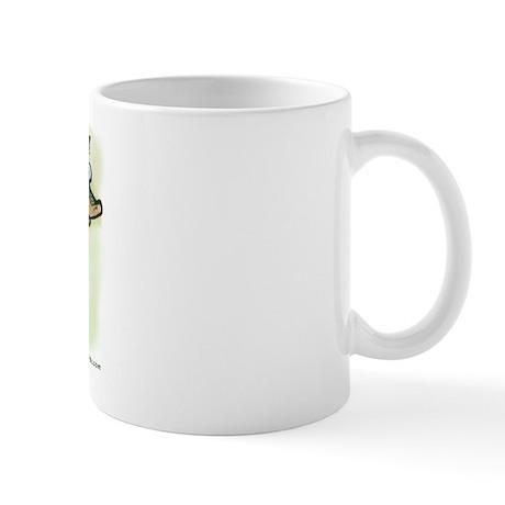 DilloStandingWIDE Mugs