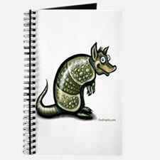 Unique Texas armadillo Journal