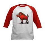Arkansas razorback hogs Baseball Jersey