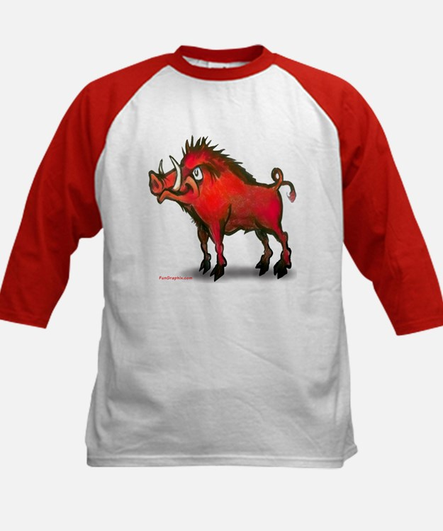 Cute Razorbacks Tee