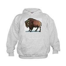 Cool Buffalo Hoodie