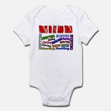 What's on my mind: HUNTING Infant Bodysuit