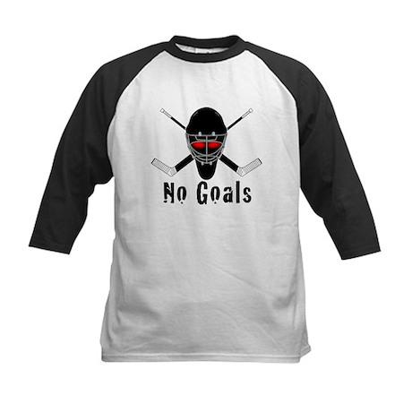 NoGoals Kids Baseball Jersey