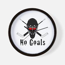 NoGoals Wall Clock