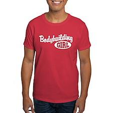 Bodybuilding Girl T-Shirt