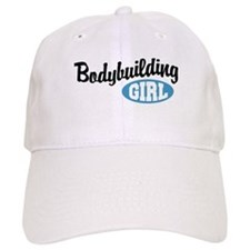 Bodybuilding Girl Baseball Cap