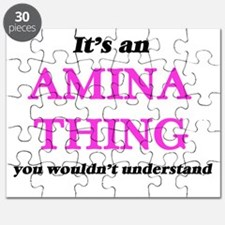 It's an Amina thing, you wouldn't u Puzzle