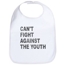 Can't Fight Against the Youth Bib