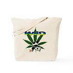 Wiid Panda Tote Bag