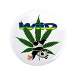 """Wiid Panda 3.5"""" Button (100 pack)"""