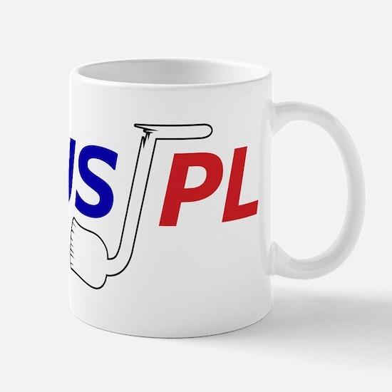 USJPL MiniLogo Mug