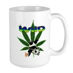 Wiid Panda Large Mug