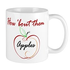 How About Them Apples Mug