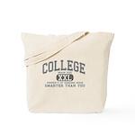 XXL College Tote Bag
