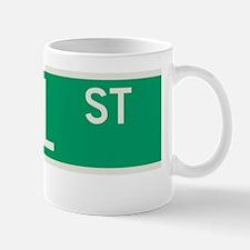 Canal Street in NY Mug
