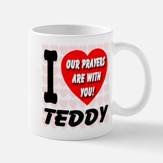 I Love Teddy Kennedy Mug