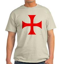 Cross Pattee Light T-Shirt