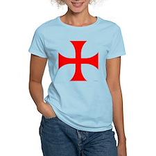 Cross Pattee Women's Light T-Shirt