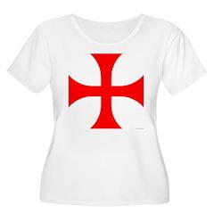 Cross Pattee T-Shirt