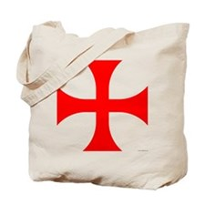 Cross Pattee Tote Bag