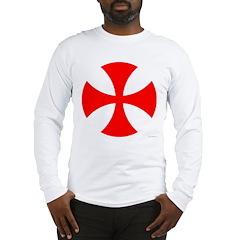 Cross Pattee Alisee Long Sleeve T-Shirt