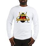 I love Japanese Beetles Long Sleeve T-Shirt