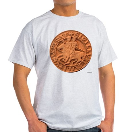 Wax Templar Seal Light T-Shirt