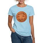 Wax Templar Seal Women's Light T-Shirt