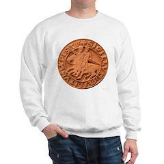 Wax Templar Seal Sweatshirt