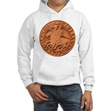 Wax Templar Seal Hooded Sweatshirt