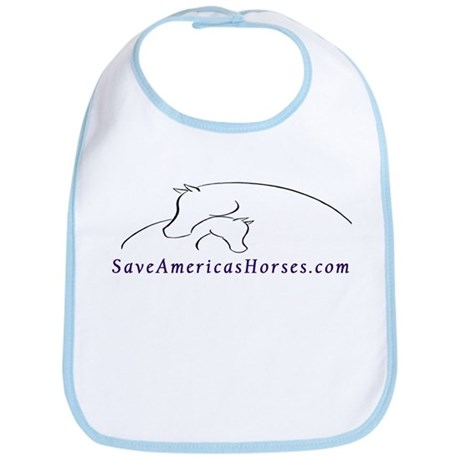 Save America's Horses Bib
