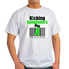 Kicking Lymphoma's Ass T-Shirt