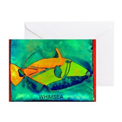WHIMSEA Greeting Cards (Pk of 20)
