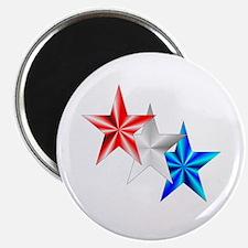 """Stars 2.25"""" Magnet (100 pack)"""