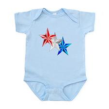 Stars Infant Bodysuit