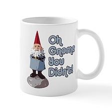 Gnome you didn't Mug