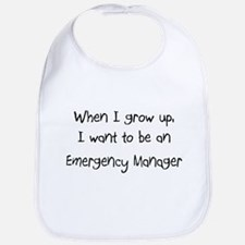 When I grow up I want to be an Emergency Manager B