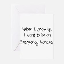 When I grow up I want to be an Emergency Manager G