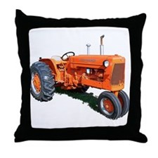 The Model D17 Throw Pillow