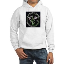 Behind the Green Door Hoodie