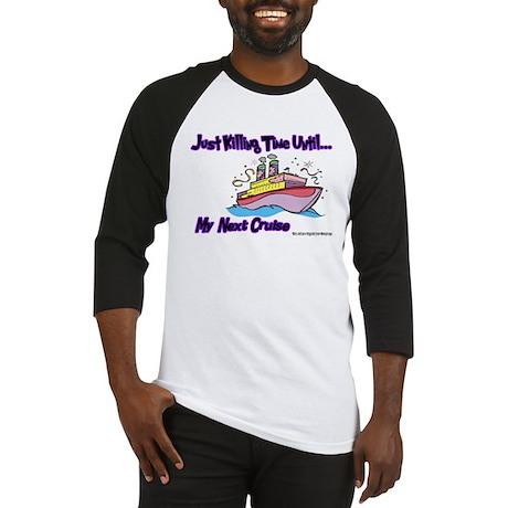 Cruise Lover Boat Baseball Jersey