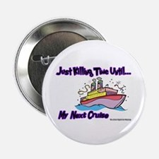 Cruise Lover Boat Button