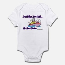 Cruise Lover Boat Infant Creeper