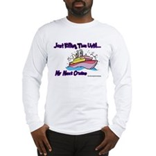 Cruise Lover Boat Long Sleeve T-Shirt