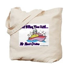 Cruise Lover Boat Tote Bag